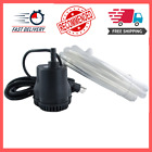 FibroPRO Automatic Electric Swimming Pool Cover Drain Pump Above Below Ground