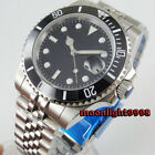 40mm sterile dial sapphire glass luminous NH35 automatic movement mens watch