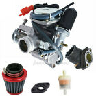 GY6 125 150 CC SCOOTER Moped Carburetor For ATV Gokart Roketa Taotao Sunl Tank