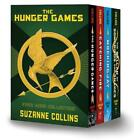 Hunger Games 4-Book Hardcover Box Set (the Hunger Games, Catching Fire, Mockingj