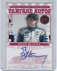 2013 Press Pass FanFare Racing Cards 28