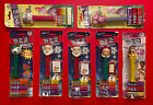 PEZ Candy Dispenser Lot Collection of 7 Vtg Disney Belle Mrs. Santa Clause NEW