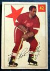 1954-55 Parkhurst Hockey Cards 12