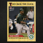 2020 Topps Now Turn Back the Clock Baseball Cards Checklist 24