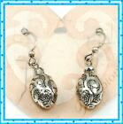 Brighton CRYSTAL CLEAR French Wire Retired Earrings NWT