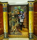2017 SDCC Monster High Exclusive CLEO DE NILE and GHOULIA YELPS - NEW&NRFB Rare