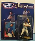 1998 Starting Lineup SLU MARK GRACE Cubs Figure w/ Card NEW IN PACKAGE - MINT