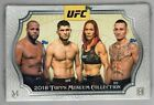 2018 TOPPS UFC MUSEUM COLLECTION FACTORY SEALED HOBBY BOX ISRAEL ADESANYA RC?