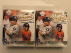 2017 Topps Gold Label Hobby Box Lot (2) Auto Aaron Judge Cody Bellinger RC