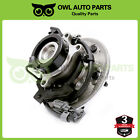 Driver Side Front Wheel Bearing And Hub ASSEMBLY w ABS for Chevy GMC Isuzu 2WD