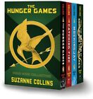 Hunger Games 4-book Hardcover Box Set, The Hunger Games, Catching Fire, Mockingj