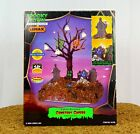 Lemax Spooky Town Cemetery Capers 44108 Village Collection Accessory BROKE