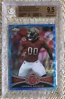 2012 Topps Chrome Football Blue Wave Refractor Checklist and Guide 20