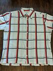 Custom Created Casuals Permanent Press Shirt Made in USA 1950s 60s Vintage
