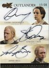 2019 Cryptozoic CZX Outlander Trading Cards 21