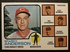 Top 10 Sparky Anderson Baseball Cards 30