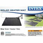 Intex Swimming Pool Water Heater Solar Mat Up To 8000 Gallons Black 28685E