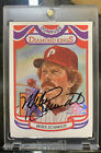 Mike Schmidt Cards, Rookie Cards and Autographed Memorabilia Guide 32
