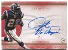 2015 Topps Definitive Collection Football Cards 6