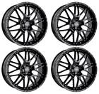 4 Alloy wheels Oxigin 14 Oxrock 10x22 ET20 5x120 SW for BMW X5 X5 M X6