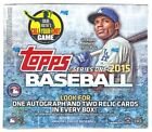 2015 Topps Series 1 Baseball Jumbo Box - 3 HITS PER BOX!