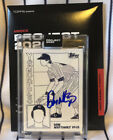 Don Mattingly Signed Topps Project 2020 Fucci Card 155 Yankees