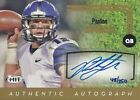 2016 Sage Autographed Football Cards 18