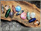 Art Glass Pendant Jewelry Lot 12 Jewelry Making Craft Resale Quality Estate