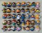Lot of 40 Fisher Price Little People Figures Family Nativity Batman Pirate
