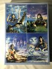 Native American Wild Spirits Jigsaw Puzzle Collection 4 X 500 pieces NEW SEALED
