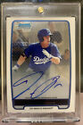 2012 Bowman Baseball Chrome Prospect Autographs Gallery and Guide 52