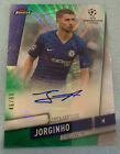 2020-21 Topps Finest UEFA Champions League Soccer Cards 33