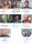 2020 Rittenhouse The Orville Archives Autograph Card Edition 13