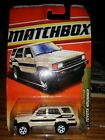 Matchbox Outdoor Sportsman 85 Toyota 4Runner 4x4 Tan 164 1 of 10 NEW IN BOX