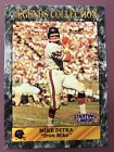 """Mike Ditka """"Iron Mike"""" 1989 Kenner Starting Lineup Legends Collection Card"""