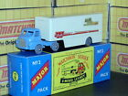 Matchbox Moko Lesney Bedford Walls Ice Cream Lorry Major M 2 A2 NM crafted box