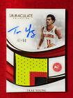 2018-19 Panini Immaculate Collection Basketball Cards 12