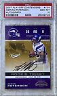2007 PLAYOFF CONTENDERS AUTO ADRIAN PETERSON RC PSA 10 CARDREGISTRY CLEAN AUTO