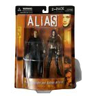 """Alias Michael Vaughn And Sydney Bristow Episode: The Coup Action Figures 7"""""""