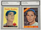 Sandy Koufax Named 2011 Topps Prime 9 Redemption #9 10