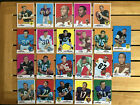 1969 Topps Football Cards 16