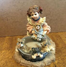 Yesterdays Child Boyds Bears The Dollstone Collection,Wendy w/Bronte Keats Tenny