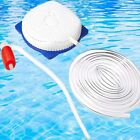 Swimming Pool Accessories Pool Cover Drainer Automatic Durable 3 Piece Kit US