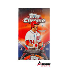 2012 Topps Chrome Baseball Sealed Hobby Box AUSUMSPORTS