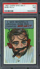 1967 Topps Who Am I? Trading Cards 34