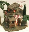 FONTANINI ITALY 25 EARLY POULTRY SHOP NATIVITY VILLAGE BUILDING 50236 MINT