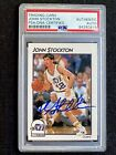 John Stockton Rookie Cards and Autographed Memorabilia Guide 37