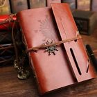 Vintage Pirate A5 A6 Diary Notebook Agenda With Faux Leather Cover Filofax Note