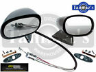 70 81 F Body Outside Bullet Remote Door Mirror SET with Hardware OER