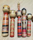 6 Body Set Koes Doll Toy Tradition Native District Antique Retro Miscellaneous